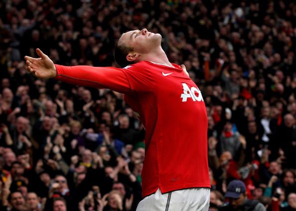 Wayne Rooney's Best Goal (and Celebration!)