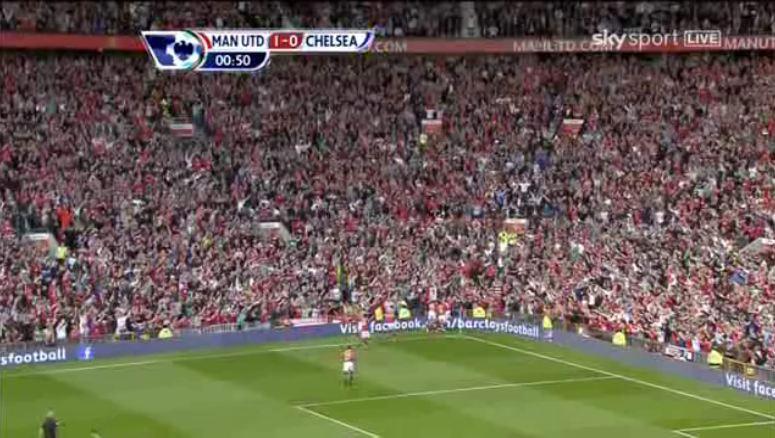 Man Utd Winning