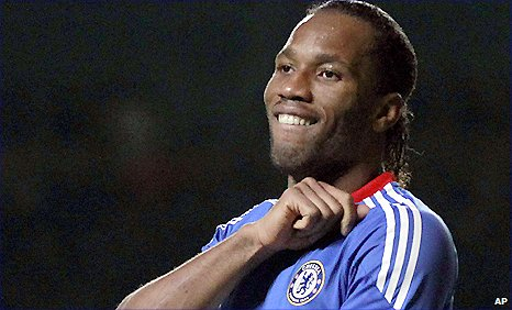 Didier Drogba Late Bloomer