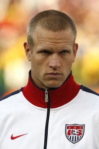 Jay Demerit Soccer Player