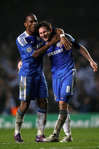 Didier Drogba Frank Lampard