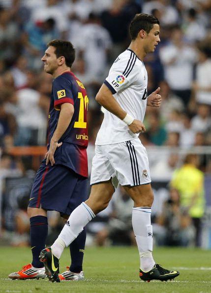 Messi 2 Ronaldo 2