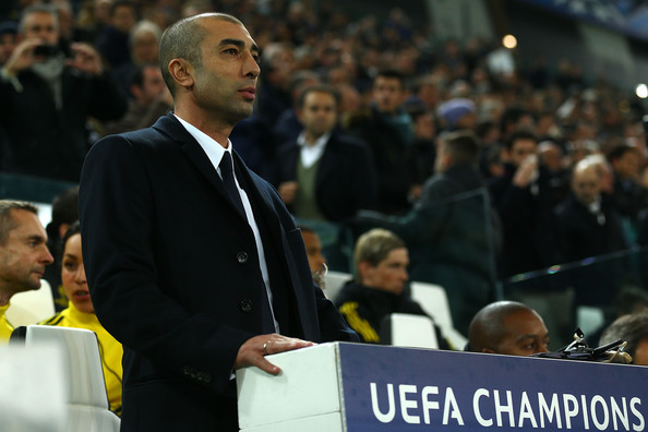 Di Matteo Sacked