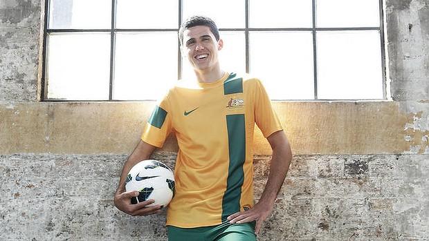 Rogic Socceroos