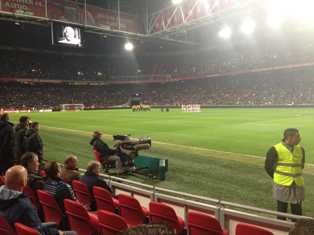 Ajax vs NAC Breda!